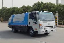 大运牌CGC5074ZYSBEV1AALJFAGK型纯电动压缩式垃圾车图片