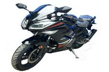 迅迪牌XD150-2B型两轮摩托车图片