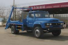 程力威牌CLW5121ZBST5型摆臂式垃圾车图片