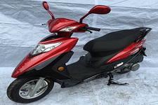 晶鹰JY125T-16A型两轮摩托车
