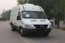红宇牌HYJ5040XLCB5型冷藏车图片