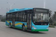 中通牌LCK6119PHEVNG型插电式混合动力城市客车图片