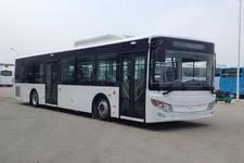 开沃牌NJL6129FCEV型燃料电池城市客车图片