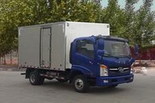 欧铃牌ZB5090XXYUDD6V型厢式运输车图片