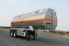 永强牌YQ9351GYYCT2型铝合金运油半挂车