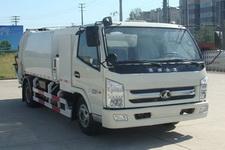 金龙牌NJT5080ZYSBEV型纯电动压缩式垃圾车图片
