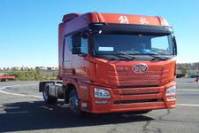 解放平头柴油牵引车424马力(CA4170P25K2E5A82)