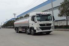 SGZ5311GYYZZ5T5型华威驰乐牌铝合金运油车图片