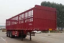 华威翔运牌CYX9400CCYA型仓栅式运输半挂车图片