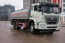 华威驰乐牌SGZ5260GYYZZ5J5型运油车图片