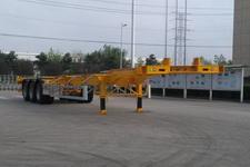 瑞江14米35.1吨3轴集装箱运输半挂车(WL9405TJZ)