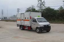 江特牌JDF5030XZWE5型杂项危险物品厢式运输车
