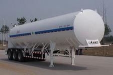 建安特西维欧牌BJG9400GDY型低温液体运输半挂车