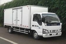 庆铃牌QL5071XXYA5KAJ型厢式运输车图片