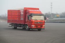 陕汽牌SX5182CCYGP5型仓栅式运输车图片
