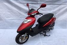 晶鹰牌JY125T-2T型两轮摩托车图片