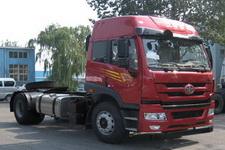 解放单桥平头柴油牵引车265马力(CA4163P1K2E4A80)