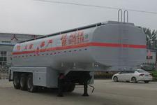程力威11米28吨3运油半挂车