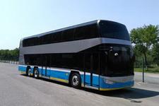 12米|40-64座安凯纯电动双层城市客车(HFF6123GS03EV)