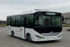6.6米|10-24座悦西纯电动城市客车(ZJC6660UBEV1)