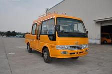 解放牌CA5060XGC81型工程车