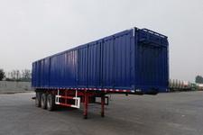 YYX9400XXY型广恩牌厢式运输半挂车图片
