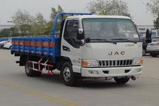 江淮牌HFC5045TQPZ型气瓶运输车