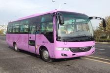 少林牌SLG6752C5E型客车图片