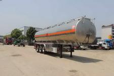 醒狮牌SLS9406GHY型化工液体运输半挂车图片