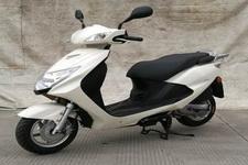 天鹰牌TY110T-5型两轮摩托车图片