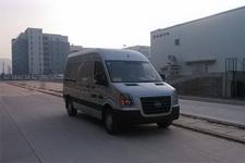 黄海牌DD5045XXYDM型厢式运输车