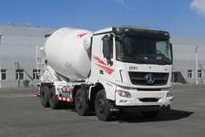 北奔牌ND5310GJBZ28型混凝土搅拌运输车图片