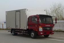 欧铃牌ZB5100XXYUPF5V型厢式运输车图片