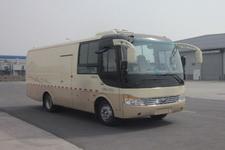 宇通牌ZK5080XXY15型厢式运输车图片