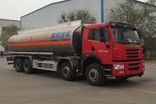 昌骅牌HCH5311GYYCA型铝合金运油车图片