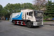 宇通牌YTZ5160ZYS21G型压缩式垃圾车图片