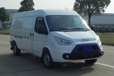 江铃牌JX5045XXYMBEV型纯电动厢式运输车图片