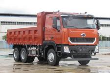 时骏牌LFJ3251SCG1型自卸汽车图片