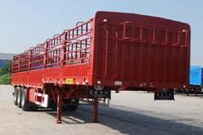 骏通11米34.1吨3轴仓栅式运输半挂车(JF9401CCYEK)