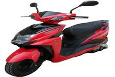 气派牌QP125T-2R型两轮摩托车图片
