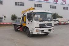 华通牌HCQ5122TQZDFL型清障车