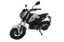 宝雕牌BD150-15C型两轮摩托车图片