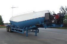 圣龙11米22.5吨2轴散装水泥运输半挂车(ZXG9350GSN)