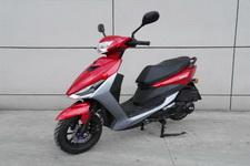 建豪牌JH125T-13A型两轮摩托车