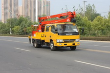 新东日牌YZR5050JGK16E型高空作业车