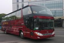 安凯牌HFF6123YK40C2型豪华客车图片