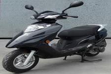 劲浪牌JL125T-2K型两轮摩托车图片