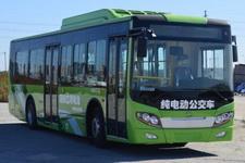 五洲龙牌SWM6105EVG型纯电动城市客车