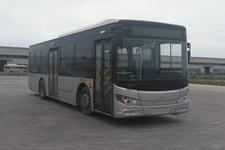 10.5米|24-35座晶马纯电动城市客车(JMV6105GRBEV3)