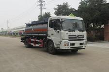 特运牌DTA5180GFWD5型腐蚀性物品罐式运输车图片